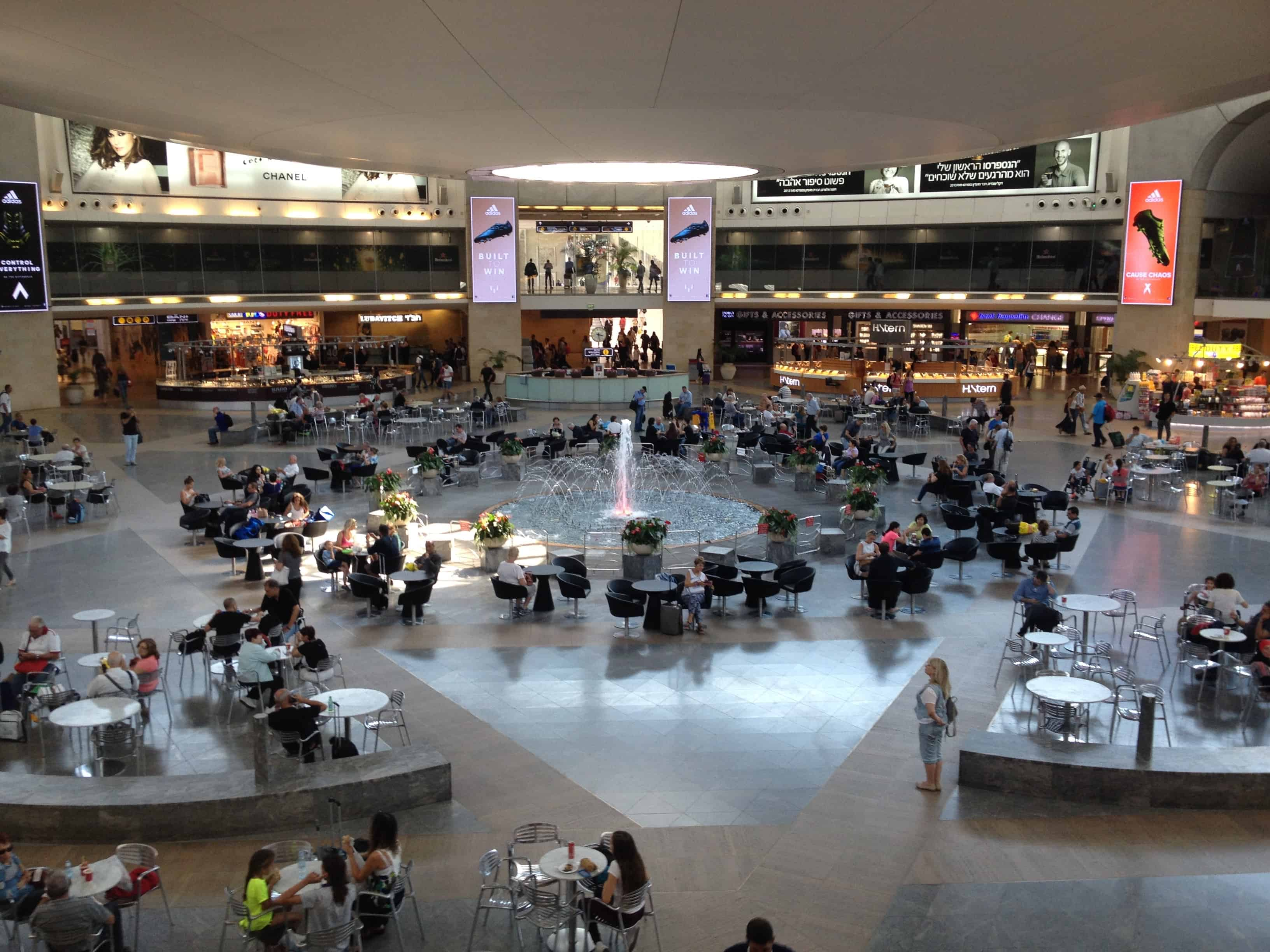 Israels Ben Gurion Airport 4th Best in World
